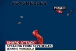 15 August 2011 Shark attack in the Seychelles Man dies