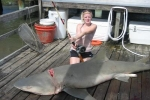 Two New Georgia State Shark Records