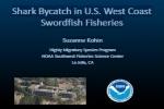 Shark Bycatch in U.S. West Coast Swordfish Fisheries
