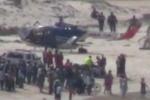 Shark Attack at Fish Hoek South Africa