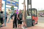 Bronze Whaler Shark caught off Port Lincoln SA