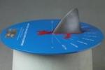 Shark-finning sundial