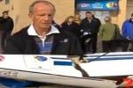 Surf skier in shark attack off Western Australia