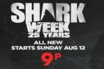 Shark Week 2012 Starts Sunday Aug 12, 2012 at 9PM