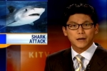 Friend of shark attack victim speaks about ordeal