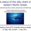 Stock status of the silky shark in the eastern Pacific Ocean
