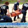 Florida: 16-Year-Old Shark Attack Victim Saved by Stranger