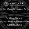 Sharks in Massachusetts Waters Lecture