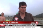 Kayaker Survives Shark Attack in Pacifica