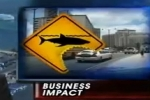 Shark attacks take a bite out of business