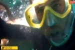 Video: Snorkeler bitten by shark in New Caledonia – 25 Dec 2013
