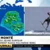 Kitesurfer bitten by shark in French Polynesia