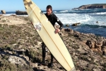 Surfers survive attack by great white shark off West Coast of South Australia