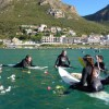 2014 Paddle Out for Sharks in South Africa
