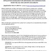 CITES Application Guidelines for US Fishermen