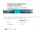 Pilot study on behaviour of sharks around Saba using acoustic telemetry
