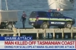 9NEWS: Shark Attack – Man Killed Off Tasmanian Coast