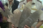 600 kg Shark Fins Seized By Indonesian Authorities