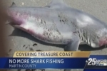 WPBF 25 News: Martin County rolls out new shark fishing regulations
