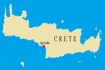 Greece: Basking shark caught in Crete