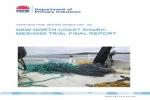 NSW North Coast Shark Meshing Trial Report