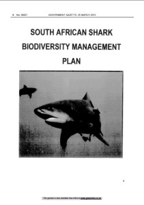 pdf_Shark Biodiversity Management Plan